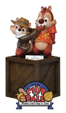 Image: Disney MC-009 Statue: Chip 'n Dale  (1/4 scale) - Beast Kingdom Co., Ltd