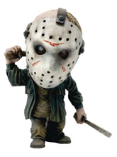 Image: Friday the 13th Real Soft Vinyl Statue: Jason Defo  (deluxe version) - Star Ace Toys Limited