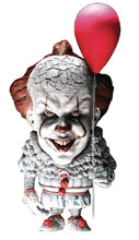 Image: It Real Soft Vinyl Statue: Pennywise Defo  - Star Ace Toys Limited