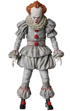 Image: It Mafex Action Figure: Pennywise  - Medicom Toy Corporation
