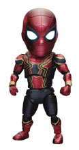 Image: A3 Infinity War Action Figure: EAA-060DX Iron Spider  (deluxe version) - Beast Kingdom Co., Ltd