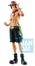 Image: One Piece 20th Anniversary Masterlise Figure: Portgas D Ace  - Banpresto