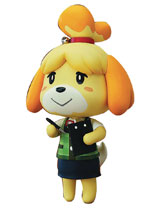 Image: Animal Crossing Nendoroid: New Leaf Shizue Isabelle  - Good Smile Company