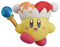Image: Beam Nendoroid Action Figure: Kirby  - Good Smile Company