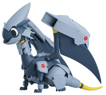 Image: Dragon Pilot Nendoroid More Action Figure: Masotan  - Good Smile Company