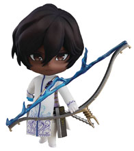 Image: Fate Grand Order Nendoroid Action Figure: Archer Arjuna  - Orange Rouge