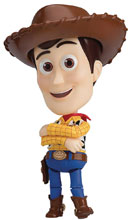 Image: Toy Story Nendoroid Action Figure: Woody  (deluxe version) - Good Smile Company