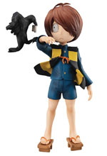 Image: Gem Series Gegege No Kitaro PVC Figure: Kitaro  - Megahouse Corporation