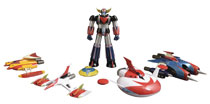 Image: Dynamite Action Figure Set: Grendizer & Spazers  - Evolution Toys