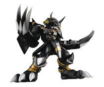 Image: Gem Series Digimon Adventures PVC Statue: Wargreymon  - Megahouse Corporation