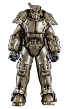 Image: Fallout X-01 Figure: Power Armor  (1/6 scale) - Three A Trading Company Ltd