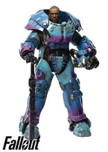 Image: Fallout X-01 Figure: Power Armor  (Quantum variant edition) (1/6 scale) - Three A Trading Company Ltd