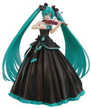 Image: Character Vocal Series 01 PVC Figure: Hatsune Symphony 2017  (1/8 scale) - Good Smile Company
