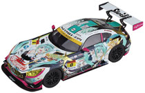 Image: Hatsune Miku GT Project: AMG 2018  (Opening Season version) (1/32 scale) - Good Smile Racing