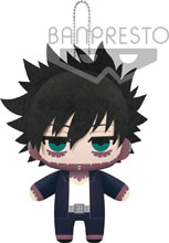 Image: My Hero Academia Plush Dangler: Dabi  (6-inch) - Little Buddy, LLC