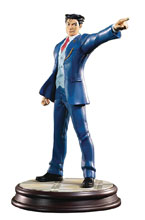 Image: Phoenix Wright Ace Attorney Resin Statue: Dual Destinies  - First 4 Figures