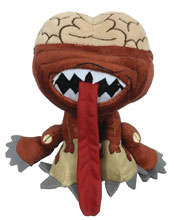 Image: Resident Evil Minted Icons Soft Plush: Licker  (9-Inch) - Minted Labs, Inc