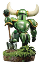 Image: Shovel Knight Resin Statue: Player 2  - First 4 Figures