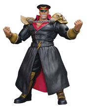 Image: Storm Collectibles Action Figure: Street Fighter V - Battle M Bison  (1/12 scale) - Storm Collectibles