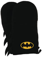 Image: DC Kitchen: Batman Oven Mitt - Bat Symbol  (2-Pack) - Seven 20