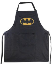 Image: DC Kitchen: Batman Apron - Bat Symbol  - Seven 20