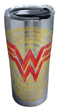 Image: Wonder Woman Tumbler: Lineage  (Stainless Steel 20-ounce) (w/Lid) - Tervis Tumbler Co.