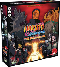 Image: Naruto Shippuden: The Board Game  - Japanime Games