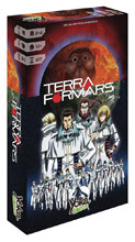 Image: Terra Formars Dice Game  - Japanime Games