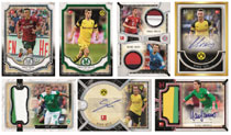 Image: Topps 2019 Museum Collection Bundesliga Soccer Card Pack  - Topps Company