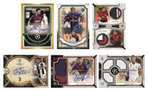 Image: Topps 2019 Museum Collection UEFA Champions League Card Box  - Topps Company