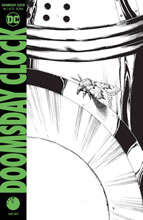 Image: Doomsday Clock #7 (variant final printing cover - Frank) - DC Comics