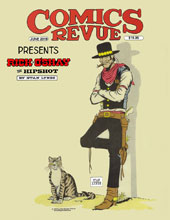 Image: Comics Revue Presents  (June 2019) - Manuscript Press