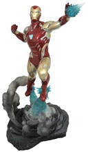 Image: Marvel Gallery Avengers 4 PVC Figure: Iron Man Mk85  -