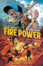 Image: Fire Power by Kirkman & Samnee Vol. 01: Prelude SC  - Image Comics