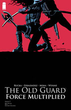 Image: Old Guard: Force Multiplied #5 - Image Comics