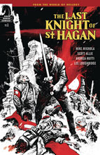 Image: Last Knight of St. Hagan #1 - Dark Horse Comics