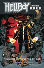 Image: Hellboy & the B.P.R.D.: Beast of Vargu & Others SC  - Dark Horse Comics