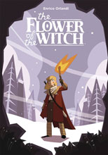 Image: Flower of the Witch SC  - Dark Horse Comics