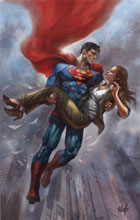 Image: Action Comics #1022 (variant cover - L Parrillo) - DC Comics
