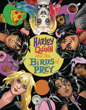 Image: Harley Quinn & the Birds of Prey #2 - DC - Black Label