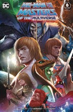Image: He Man and the Masters of the Multiverse #6 - DC Comics