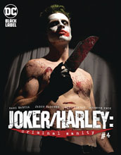 Image: Joker / Harley: Criminal Sanity #4 (variant cover - Mike Mayhew) - DC - Black Label