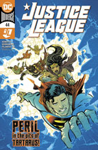 Image: Justice League #44 - DC Comics