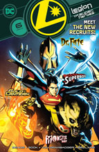 Image: Legion of Super-Heroes #6 - DC Comics