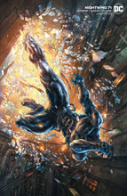 Image: Nightwing #71 (variant cover - Alan Quah) - DC Comics