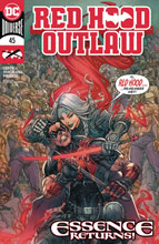 Image: Red Hood: Outlaw #45 - DC Comics