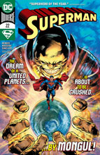 Image: Superman #22 - DC Comics