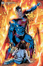 Image: Superman #22 (variant cover - Bryan Hitch) - DC Comics