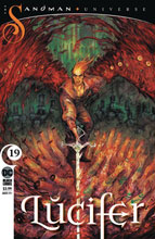 Image: Lucifer #19 - DC - Black Label