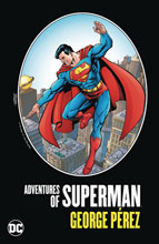 Image: Adventures of Superman by George Perez HC  - DC Comics